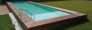 IMPEC Piscine e Sali - piscine semi interrate