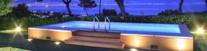 IMPEC Piscine e Sali - piscine semiinterrate